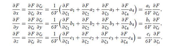 fea equations
