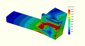 FEA Analysis of Flange